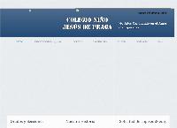 Sitio web de COLEGIO NIÑO JESÚS DE PRAGA