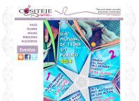Sitio web de Cositeje Express CA