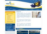 Sitio web de Hidroelek Ingeniería, C.A.