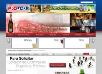 Sitio web de Licoreria La Colonia Prolicor