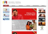 Sitio web de Seguros Federal, CA