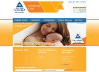 Sitio web de Seguros Altamira CA