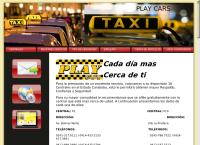 Sitio web de Play Cars