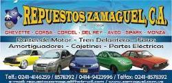 Repuestos Zamaguel