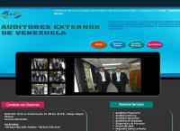 Sitio web de Auditores Externos de Venezuela