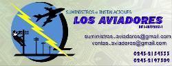 """Suministros e Instalaciones """"Los Aviadores """" C.A"""