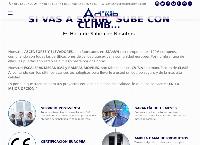 Sitio web de CLIMB ELEVADORES Y ESCALERAS 2600 C.A