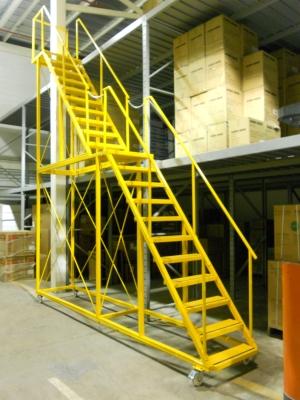 Hpc tecnologias c a guacara urbanizaci n industrial la - Escaleras para almacen ...