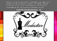 Sitio web de Modas Tav