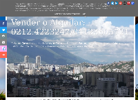 Sitio web de Asesoría Inmobiliaria MFDINERO