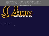 Sitio web de Ohmio Sound System
