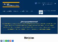 Sitio web de MAYPEROT