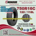 Neumatico Honour 7.50R16