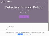 Sitio web de Detective Privado Venezuela
